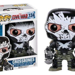 Marvel Pop Vinyl Civil War: Crossbones #134 - crossbones marvel captain america civil war pop vinyl figure - pop toys