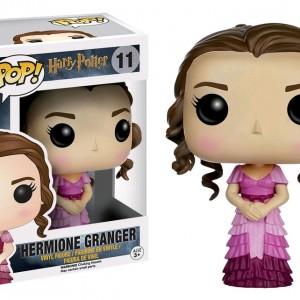 Hermione Granger (Yule Ball) pop toys