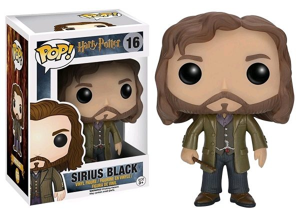 Harry Potter Pop Vinyl – Sirius Black #16 - sirius black harry potter pop vinyl figure - pop toys