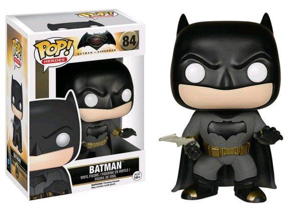 Batman v Superman Pop Vinyl: Batman - batman batman v superman pop vinyl figure - pop toys