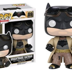 Batman v Superman Pop Vinyl: Knightmare Batman - knightmare batman batman v superman pop vinyl figure - pop toys