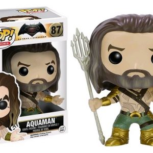 Batman v Superman Pop Vinyl: Aquaman (Underwater Blue) #87 - image 34_Aquaman-300x300 on https://pop.toys