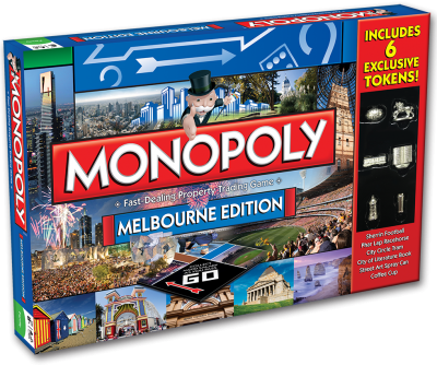 Melbourne Monopoly - image 37_Melbourne-Monopoly on https://pop.toys