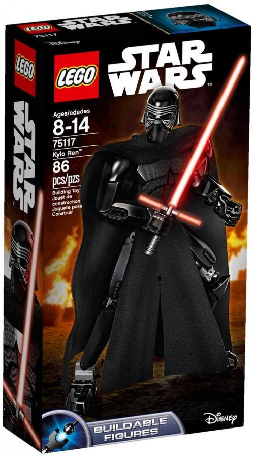 star wars kylo ren - lego star wars - pop toys