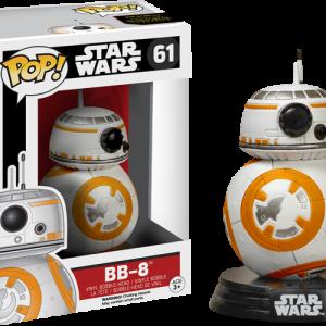 Star wars BB-8 #61 - bb-8 star wars pop vinyl figure - pop toys