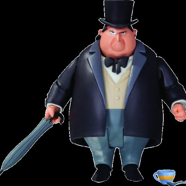 Batman The Animated Series: The Penguin 6