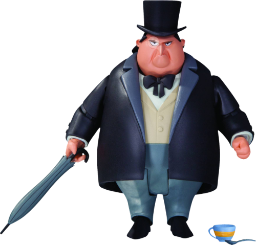 "Batman The Animated Series: The Penguin 6"" - dc heroes toys - pop toys"