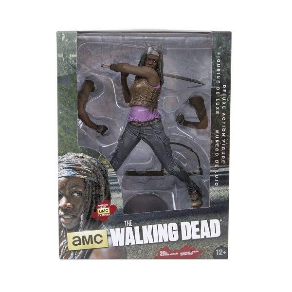 """Walking Dead Michonne 10"""" figure - the walking dead action figures - pop toys"""