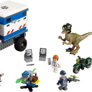 LEGO Jurassic World 75917 Raptor Rampage - image 66b_75917_RaptorRampage_loose-300x300 on https://pop.toys