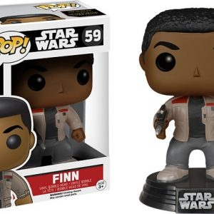 Star Wars Episode 7 Finn #59 - finn star wars pop vinyl figure - pop toys