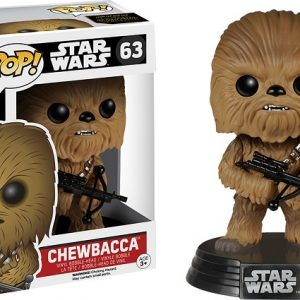 Spider-Man Homecoming Pop Vinyl: Spider-Man with headphones #265 - image 85_Star-Wars-Chewbacca-Ep-7-PopJPG-300x300 on https://pop.toys