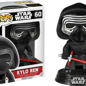 Star Wars Episode 7 Kylo Ren #60 - kylo ren star wars pop vinyl figure - pop toys