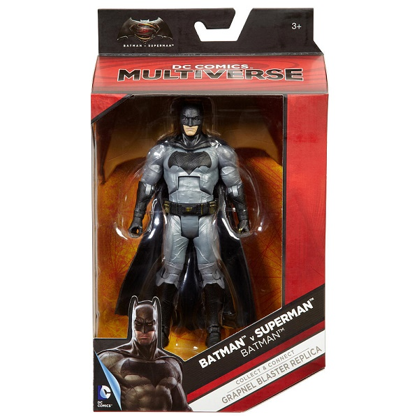 DC Multiverse Batman v Superman Batman 6