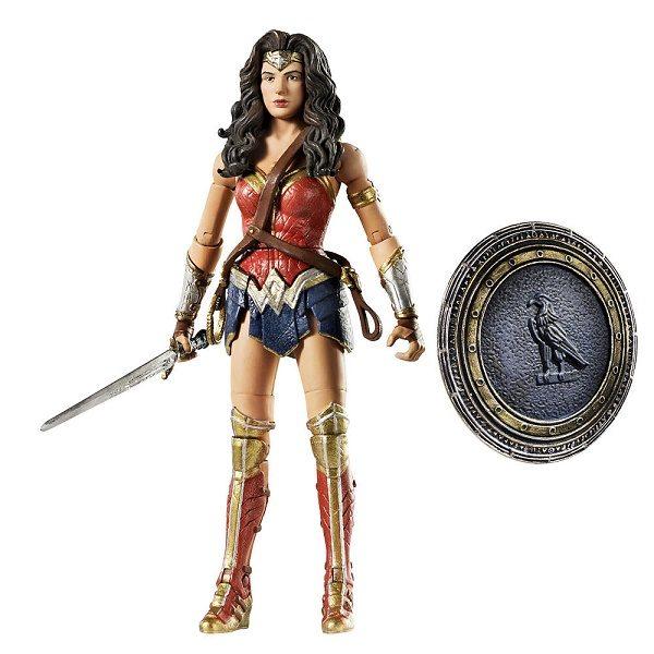 "DC Multiverse Batman v Superman Wonder Woman 6"" figure - dc heroes - pop toys"