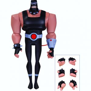 "New Batman Adventures: Bane 6"" - dc heroes toys - pop toys"