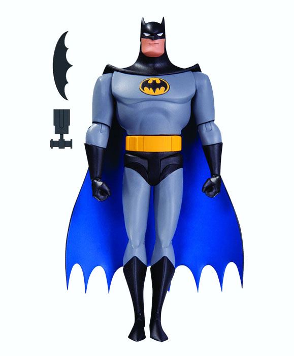 "Batman The Animated Series: Batman 6"" - dc heroes - pop toys"