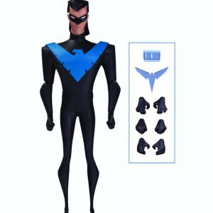 "New Batman Adventures: Nightwing 6"" - dc heroes toys - pop toys"