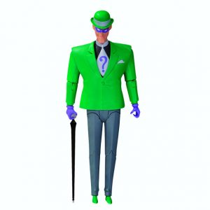 "Batman The Animated Series: The Riddler 6"" - dc heroes toys - pop toys"