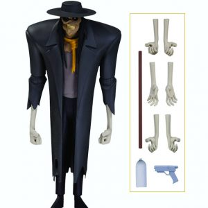 "New Batman Adventures: Scarecrow 6"" - dc heroes toys - pop toys"