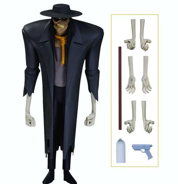 New Batman Adventures: Scarecrow 6