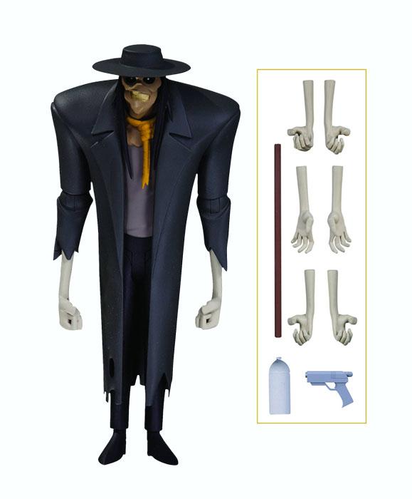 "New Batman Adventures: Scarecrow 6"" - dc heroes toys - pop toys"