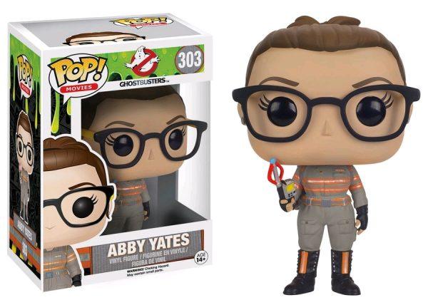Ghostbusters Pop Vinyl: Abby Yates - Abby Yates ghostbusters pop vinyl figure - pop toys