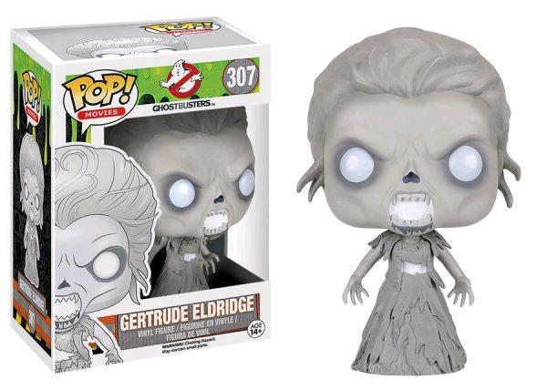 Ghostbusters Pop Vinyl: Gertrude Eldridge - Gertrude Eldridge ghostbusters pop vinyl figure - pop toys