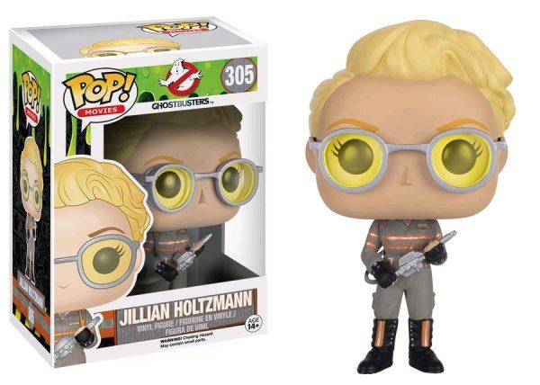 Ghostbusters Pop Vinyl: Jillian Holtzman - Jillian Holtzman ghostbusters pop vinyl figure - pop toys
