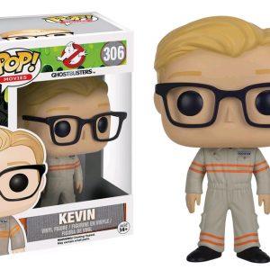 Ghostbusters Pop Vinyl: Kevin - kevin ghostbusters pop vinyl figure - pop toys