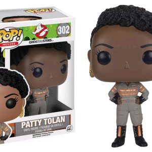 Ghostbusters Pop Vinyl: Patty Tolan - patty tolan ghostbusters pop vinyl figure - pop toys