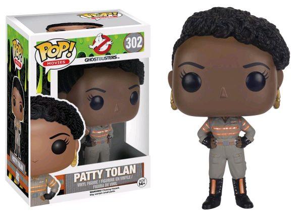 Ghostbusters Pop Vinyl: Patty Tolan - patty tolan ghostbusters pop vinyl figure - pop toys