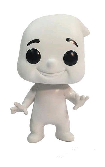 Ghostbusters Pop Vinyl: Rowan's Ghost (Glow in the Dark) - rowan's ghost ghostbusters pop vinyl figure - pop toys