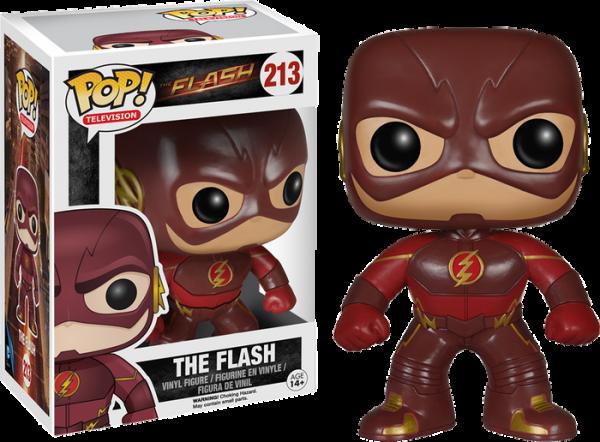 The Flash TV Show Pop Vinyl: The Flash - the flash the flash pop vinyl figure - pop toys