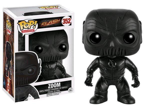 The Flash TV Show Pop Vinyl: Zoom - zoom the flash pop vinyl figure - pop toys