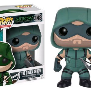 Arrow Pop Vinyl: The Green Arrow #348
