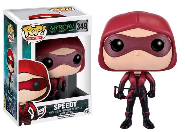 Arrow Pop Vinyl: Speedy #349 - speedy arrow pop vinyl figure - pop toys