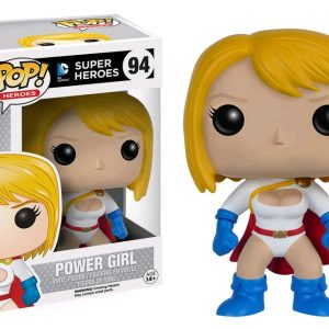 DC Comics Pop Vinyl: Power Girl - power girl dc super heroes pop vinyl figure - pop toys