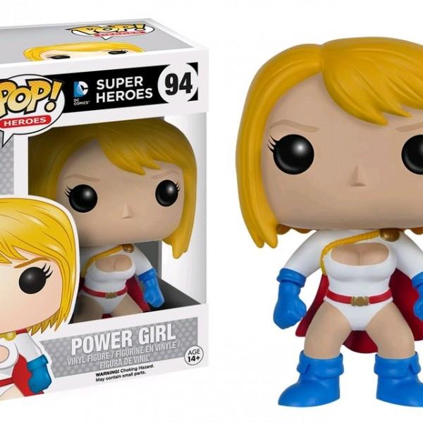 DC Comics Pop Vinyl: Power Girl