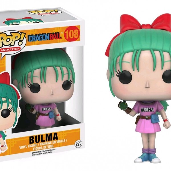 Dragonball Pop Vinyl: Bulma #108 - image 31_DBZ-Bulma-600x600 on https://pop.toys