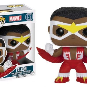 Marvel Pop Vinyl: Falcon - falcon marvel pop vinyl figure - pop toys