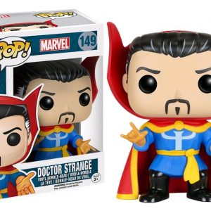 Marvel Pop Vinyl: Doctor Strange - doctor strange marvel pop vinyl figure - pop toys