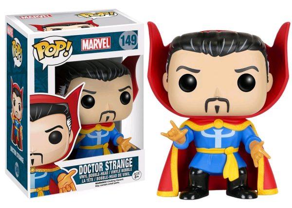 Marvel Pop Vinyl: Doctor Strange - doctor strange marvel pop vinyl figure - pop toys