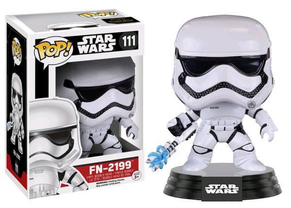 Star Wars Episode 7 Pop Vinyl: FN-2199 #111 - fn-2199 star wars - pop toys