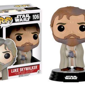 Star Wars Episode 7 Pop Vinyl: Luke Skywalker #106