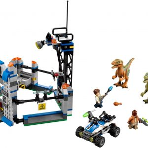 LEGO Jurassic World 75917 Raptor Rampage - image 75920_raptor_escape_loose-300x300 on https://pop.toys