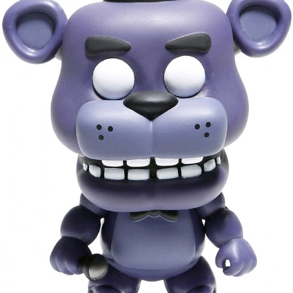 Five Nights At Freddy S Pop Vinyl Shadow Freddy 126 Fnaf