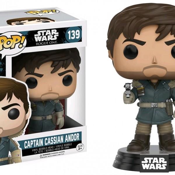 Star Wars Rogue One Pop Vinyl Captain Cassian Andor #139 - image SW-Rogue-One-139-Capt-Cassian-Andor-Mountain-600x600 on https://pop.toys