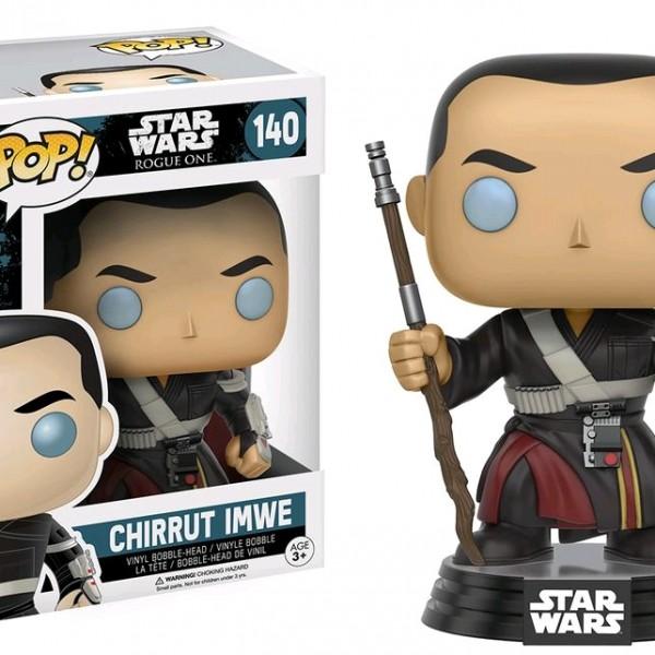 Star Wars Rogue One Pop Vinyl Chirrut Imwe #140 - image SW-Rogue-One-140-Chirrut-Imwe-600x600 on https://pop.toys