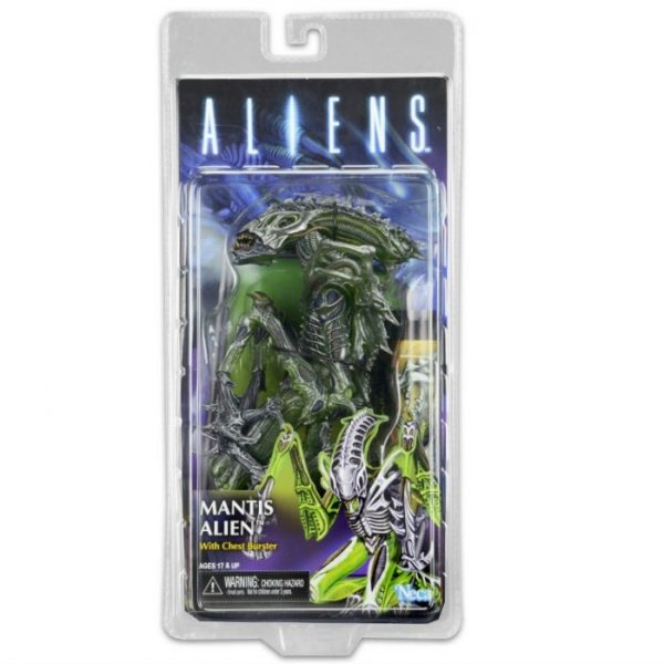 Aliens Series 10: Mantis Alien 9