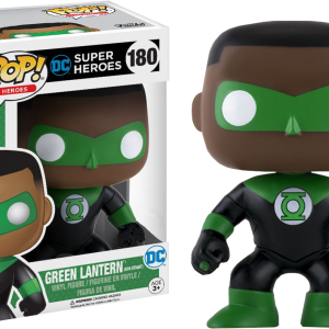 Batman v Superman Pop Vinyl: Aquaman (Underwater Blue) #87 - image DC-180-green-lantern-john-stewart-pop-300x300 on https://pop.toys